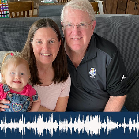 Podcast Episode 003: Candid Conversations about Down syndrome with Grandpa Phil and Grandma Deena