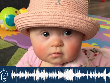 Episode 020: IVF and Prenatal Diagnosis with Emma, a Mum from the UK