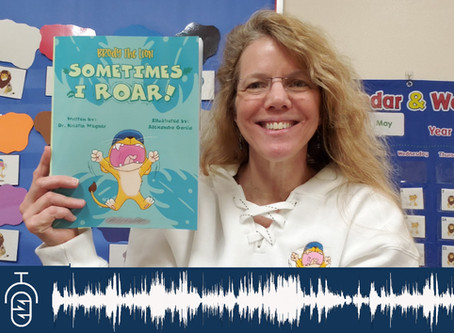 Episode 010: Dr. Kristin Wegner - Children's Books on Differing Abilities