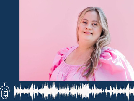 Podcast Episode 006:  Living with Down syndrome as an Adult Can't Slow Down Trista the Barista!