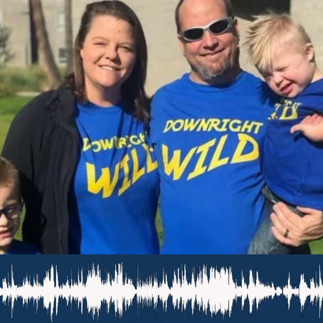 Episode 024: Know The Glow - How a Cancer Diagnosis Gave Perspective to a Down Syndrome Diagnosis