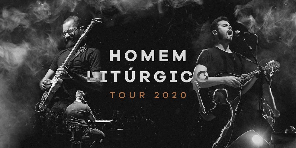 HOMEM LITÚRGICO TOUR