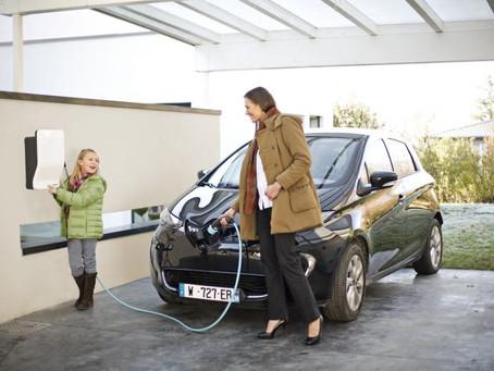 Recharge véhicules électriques ou hybrides à domicile