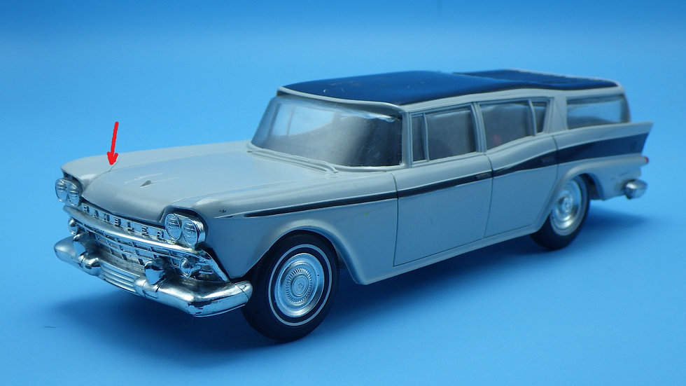 AMC 59 4 Dr Wagon