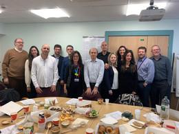 GLAUrious Consortium Holds the Consortium Meeting, London, UK