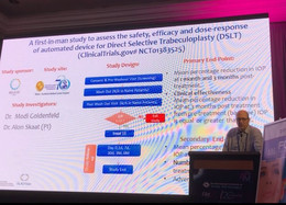GLAUrious Consortium Presents Final Results of First-in-Human study at the International Conference