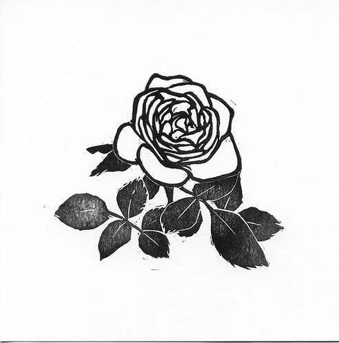Koko Rose Stamp #2 of 15