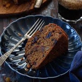 Porter Cake (cake irlandais à la bière et raisins secs