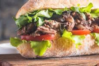 Sandwich américain thon