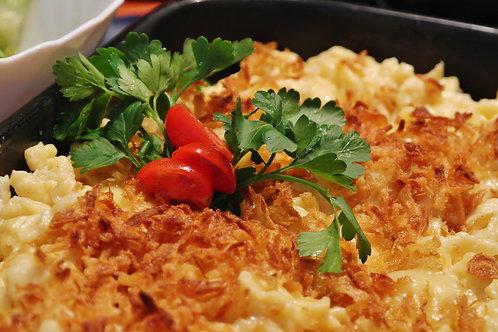 Salade de poisson, chou fleur et chorizo*
