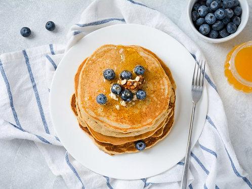 Pancake Aux fruits de saison