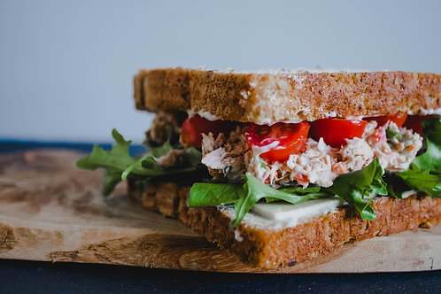 Sandwich suédois indien
