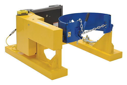 DC Electric Fork Truck Drum Carrier/Rotator 800lbs.