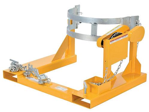 Manual Fork Truck Drum Carrier/Rotator 1500lbs.