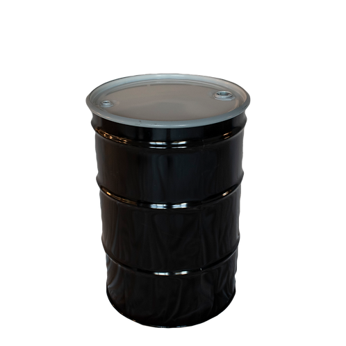 New 55 Gallon Steel Open Top UN Rated Drum