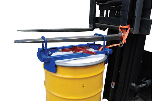 Heavy Duty Vertical Drum Lifter 1500lbs capacity