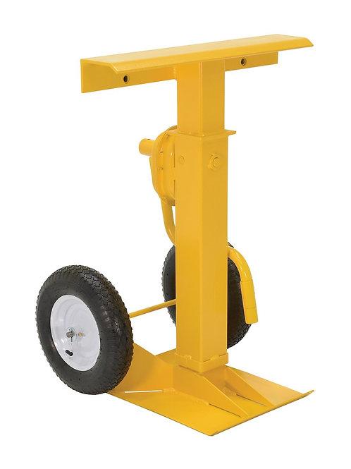 50k Lift Capacity Hand Crank Trailer Stabilizing Jack