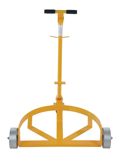 Cast Iron Lo-Profile Drum Caddie 1200 lbs. Capacity