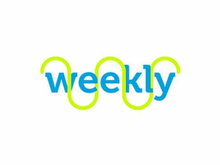 Weekly começa a ser usado dia 22/02