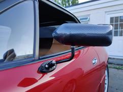 Aftermarket Wing Mirror Adaptors for Miata MX5