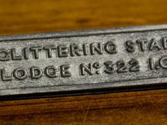 Reverse Engineering Metallic Medal Piece