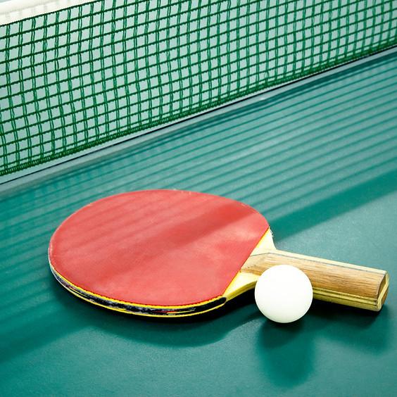 Ping Pong Mini Fundraiser