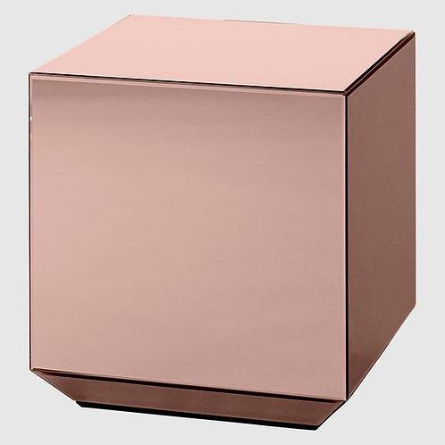 Mesa espejo SPECULUM rosa AYTM