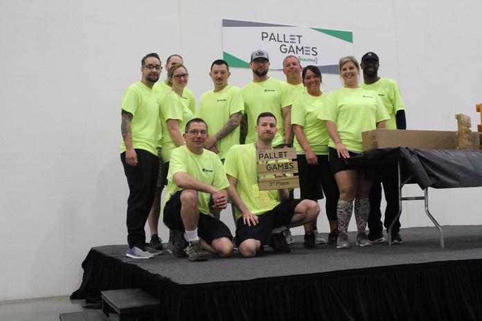 3rd place 2019 - BalKamp