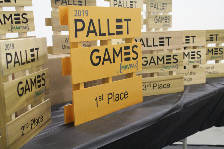 The Pallet Games