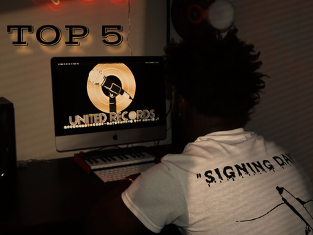 """A$ANTANA RELEASES NEW EP """"TOP 5!"""""""