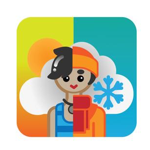 Weather App Design 1