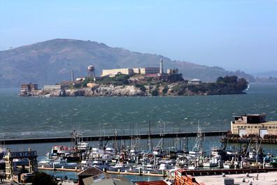 Alcatraz CA
