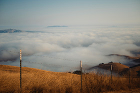 View From Mission Peak, Fremont