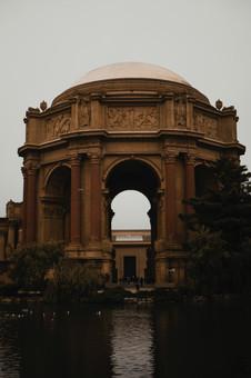 San Francisco  Palace of Fine Arts Theat
