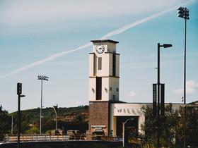 William Rolland Stadium Clock Tower