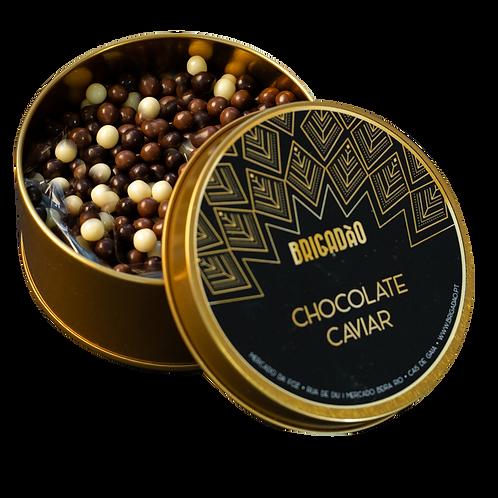 Chocolate Caviar