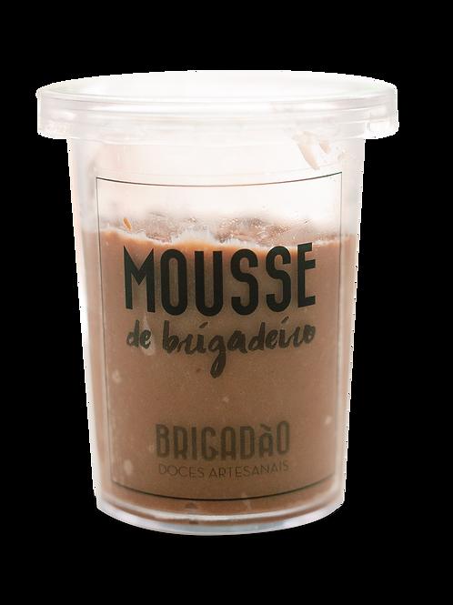 Mousse de Brigadeiro