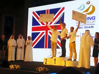 Great success at ISAF Sailing World Cup Final!