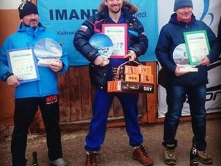 Andrei Balyakin wins marathon at Imandra