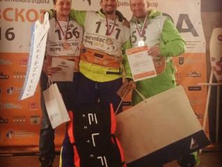 Congratulations to Andrei Balyakin for winnig Russian Snowkite Championship!