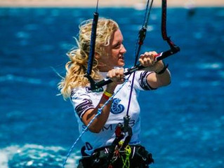 Elena Kalinina nominated for ISAF Rolex Sailor of the year 2015