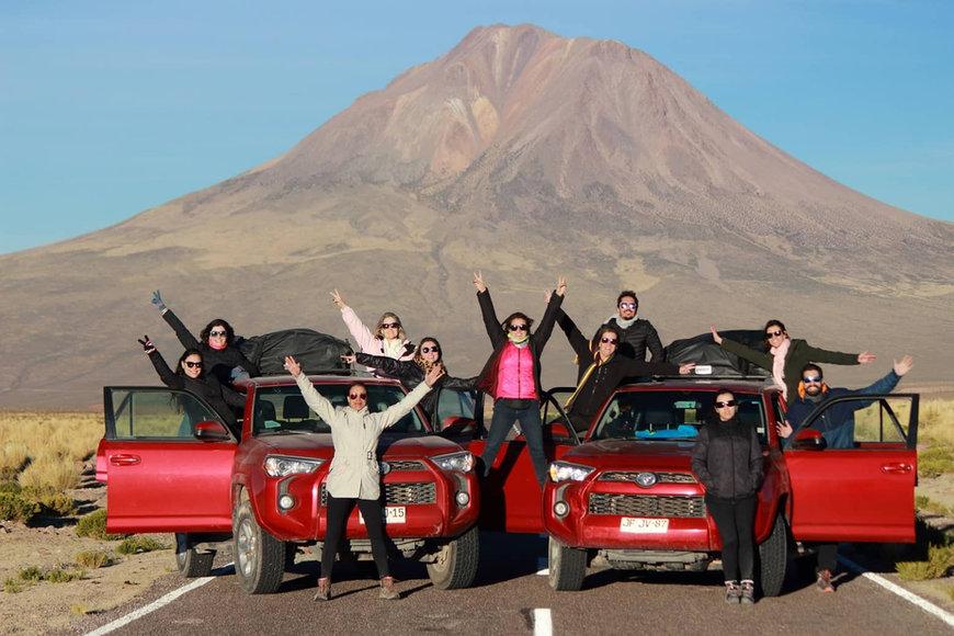Road Trip Deserto do Atacama e Salar de Uyuni 13 dias