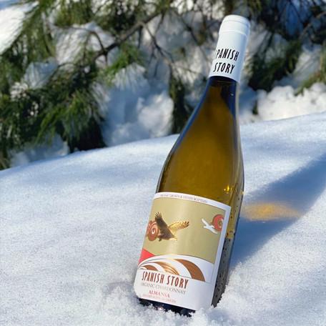 Spanish Story Organic Chardonnay