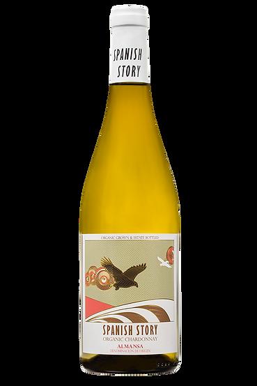Spanish Story Organic Chardonnay wine