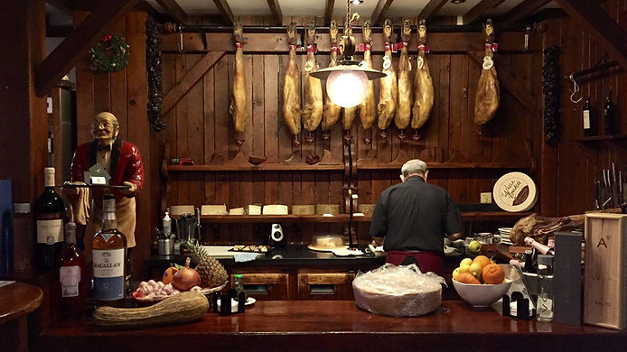 Bar de tapas Spanish Story