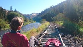 Дрезина вместо влак - Railriders