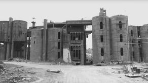Стара фабрика за цимент се превръща в дом