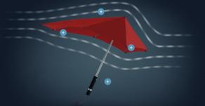 Senz чадър за буря