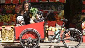 Cargo bikes или Товарни велосипеди