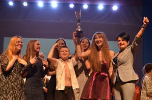 ФИНАЛ XXIV городского школьного турнира Младшей Омской Лиги КВН